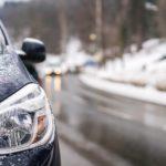 Fahrzeuge im Winterschlaf